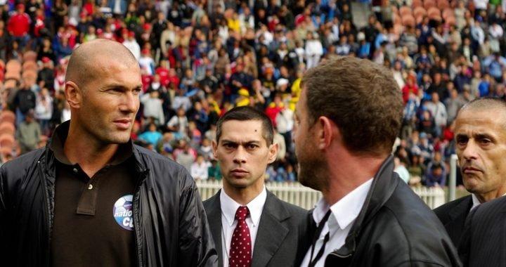 Hijo de Zidane dice que su padre volverá a dirigir pronto