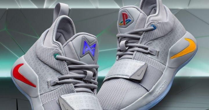 Los nuevos zapatos que Nike dedicará a Playstation