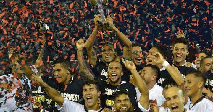 Deportivo Lara se proclamó campeón del Torneo Clausura
