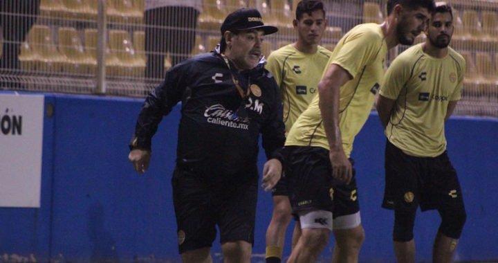 Maradona volvió a cargar contra Scaloni y quiere al 'Tata' Martino en la selección