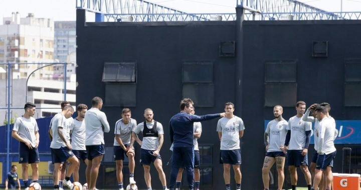 Boca revela su lista de convocados para la ida de la final de Copa Libertadores