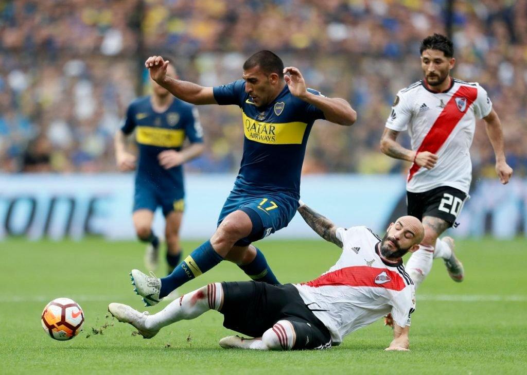 La vuelta se jugará el próximo fin de semana en el Monumental de Buenos Aires (Twitter @BocaJrsOficial)