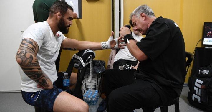 """Ponzinibbio envió un mensaje al campeón: """"Te voy a noquear y ese cinturón lo voy a traer para Argentina"""""""