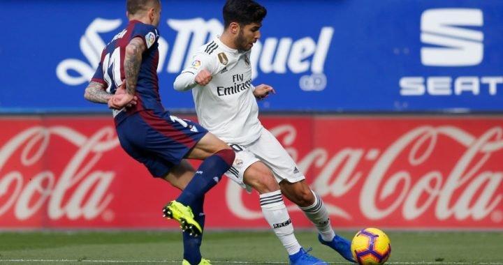 El modesto Eibar humilló al Real Madrid de Santiago Solari