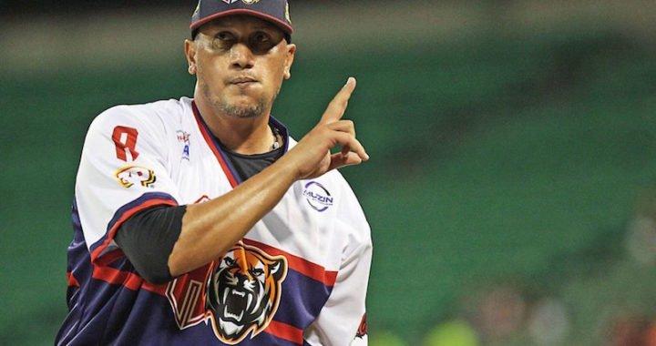 Freddy García descarta el retiro y se reportó con los Tigres de Aragua