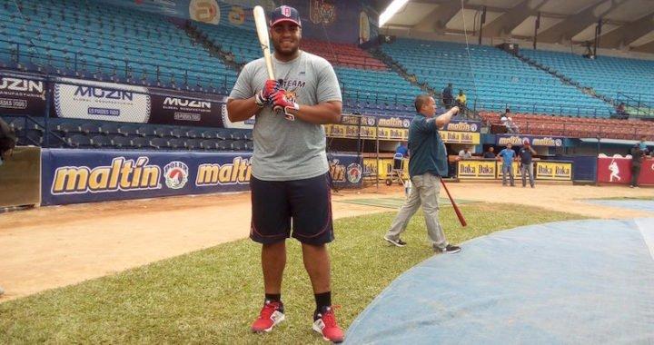 Jesús Aguilar ya tiene fecha para debutar con los Tigres de Aragua
