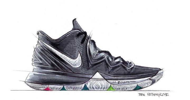Kyrie 5, la nueva apuesta de Nike y su armador estrella