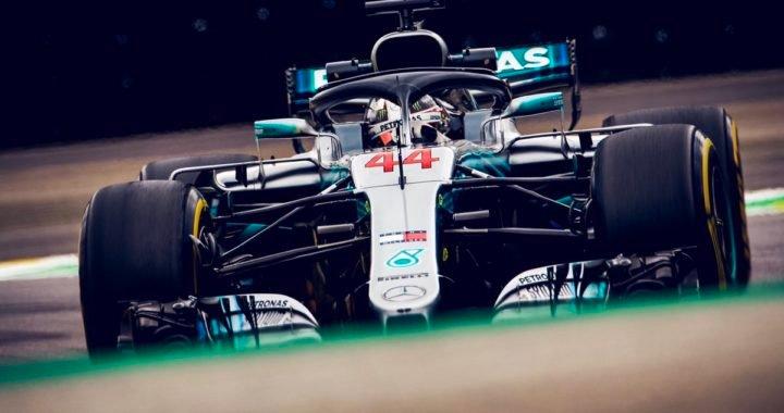 Hamilton ganó el GP de Brasil y Mercedes logró campeonato de constructores