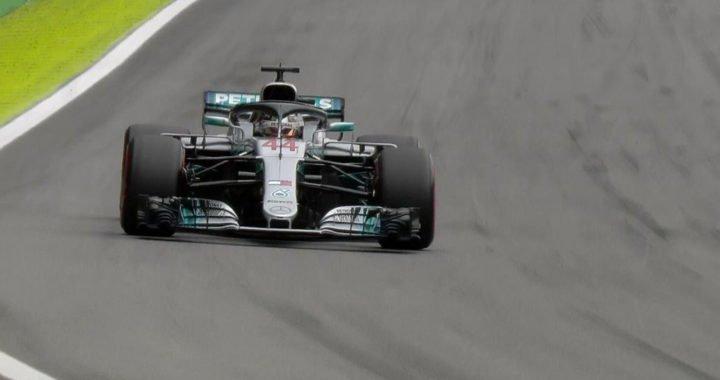 Lewis Hamilton conquistó la «pole position» número 82 de su carrera