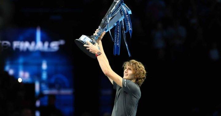 Zverev acabó con Djokovic para conquistar el Masters de Londres