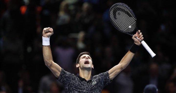 Djokovic hizo valer su condición de número uno en el Masters de Londres