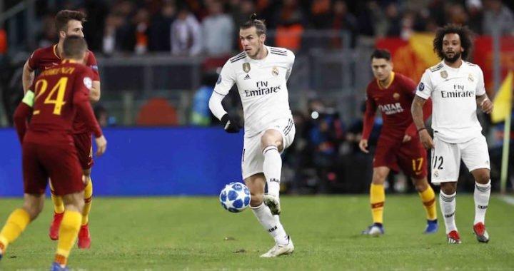 Real Madrid aseguró el primer puesto tras vencer a la Roma