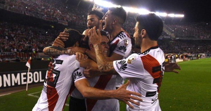 Aficionados de River agotaron las entradas para la vuelta de la Copa Libertadores