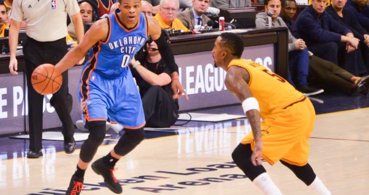 Russell Westbrook no tiene una lesión grave y Oklahoma City respira