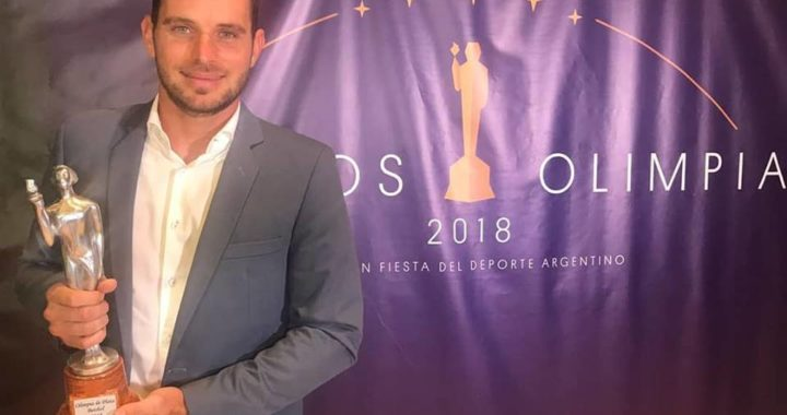 Jacinto Cipriota ganó el premio Olimpia como el Mejor Jugador de Béisbol en Argentina
