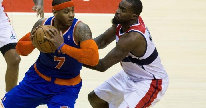 Rockets asumen la culpa por haber adquirido a Carmelo Anthony: «Pensamos que funcionaría»