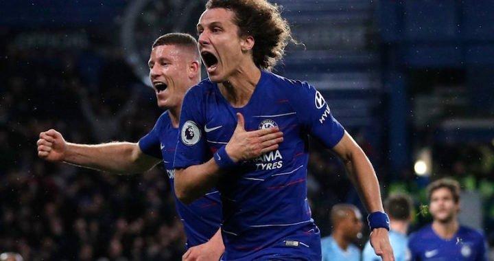Chelsea bajó al Manchester City de lo más alto en la Premier League