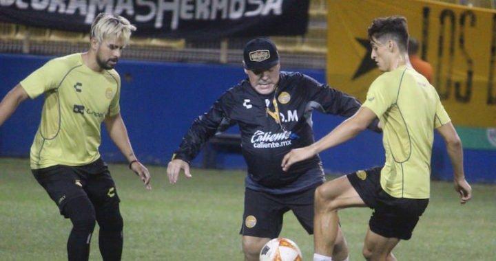 Dorados de Maradona abrirá el Clausura el 5 de enero ante el Celaya