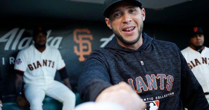 Gregor Blanco firmó un acuerdo de ligas menores con los Mets de Nueva York
