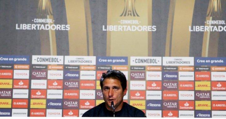 Barros Schelotto: «Que no se pueda jugar en Argentina es lamentable»
