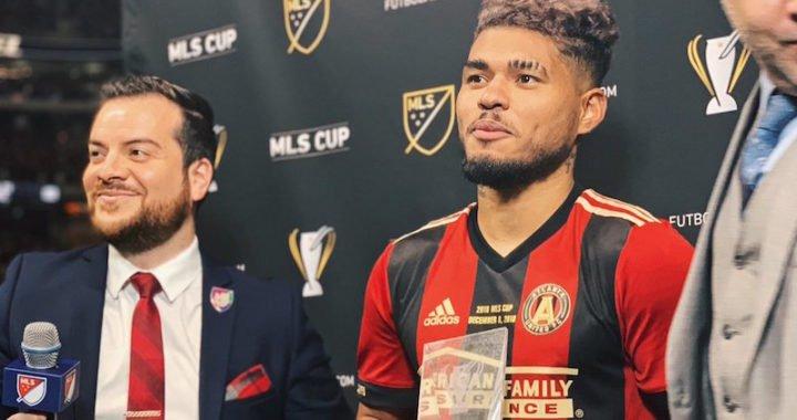 Josef Martínez y el Atlanta United se proclamaron campeones de la MLS