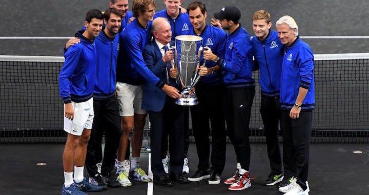 Rafael Nadal y Roger Federer estarán en la tercera edición de la Copa Laver