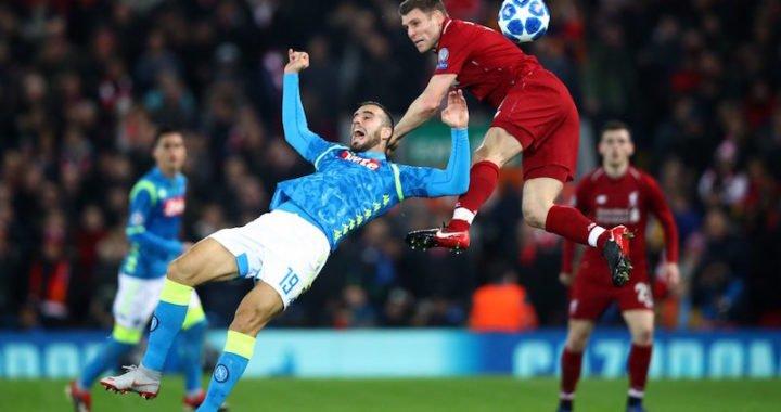 Liverpool, Tottenham y PSG avanzaron a los octavos de la Champions League