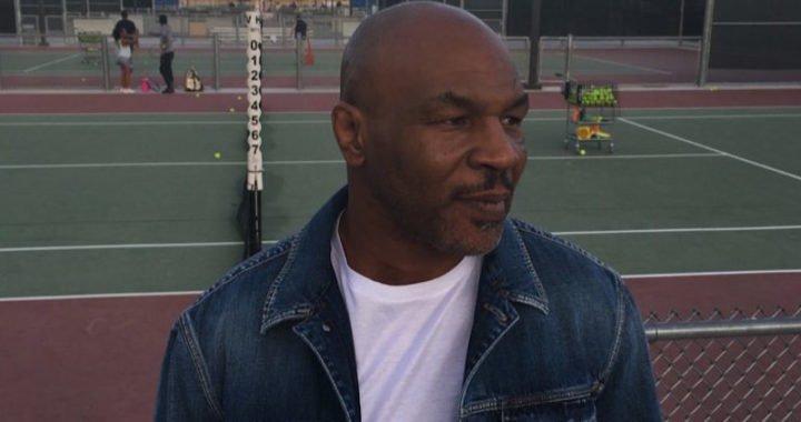 Mike Tyson reconoció que fumó marihuana antes de vencer por KO a Andrew Golota