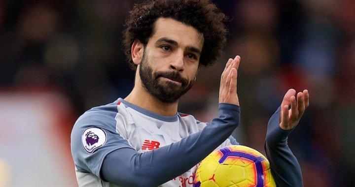 Mohamed Salah rechazó el premio al Jugador del Partido para dárselo a un compañero