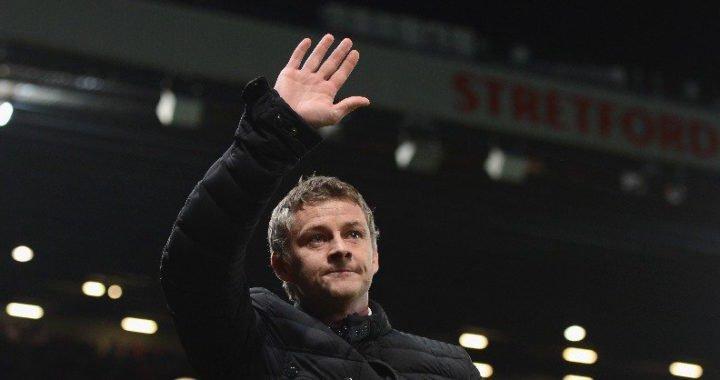 Ole Gunnar Solskjaer fue nombrado entrenador interino del Manchester United