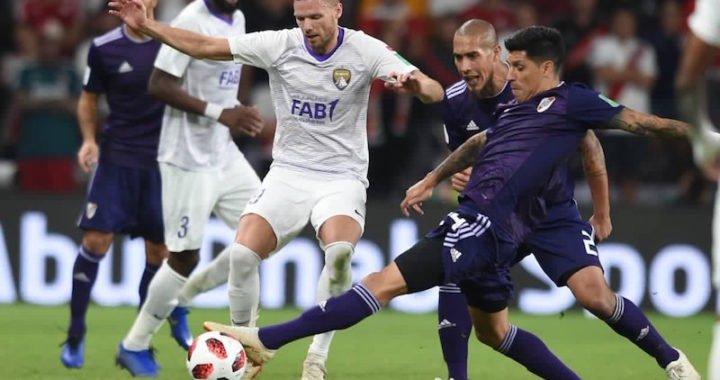 Al Ain sorprendió a River Plate y jugará la final del Mundial de Clubes