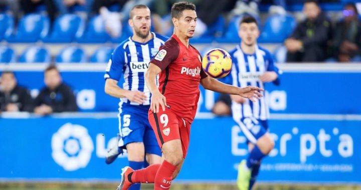 Sevilla empata y le devuelve la cima de la Liga al Barcelona