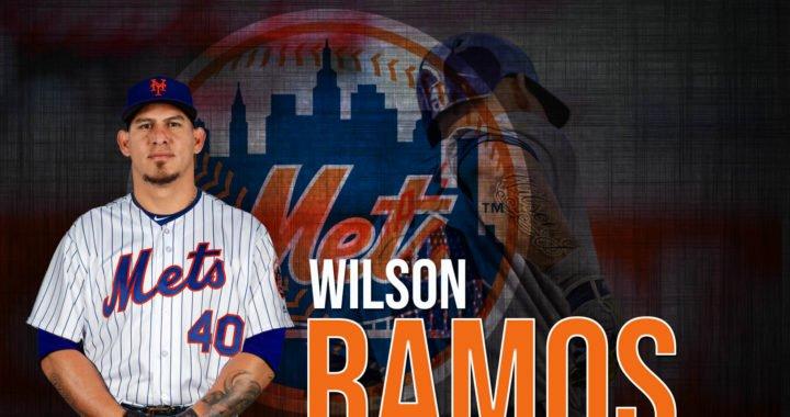 """Wilson Ramos: """"Los Mets tienen una rotación que me motiva"""""""