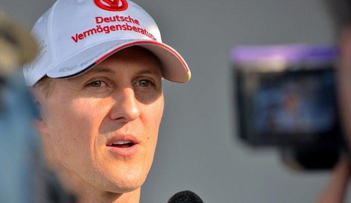 Schumacher llegó a los 50 años y se desconoce el estado real de su salud (Flickr)
