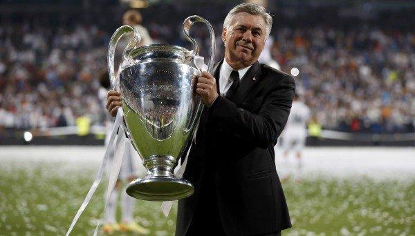 """Carlo Ancelotti: """"Zidane cambió mi idea del fútbol"""""""