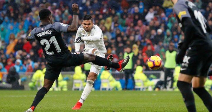Real Madrid subió al tercer puesto de La Liga tras vencer al Sevilla