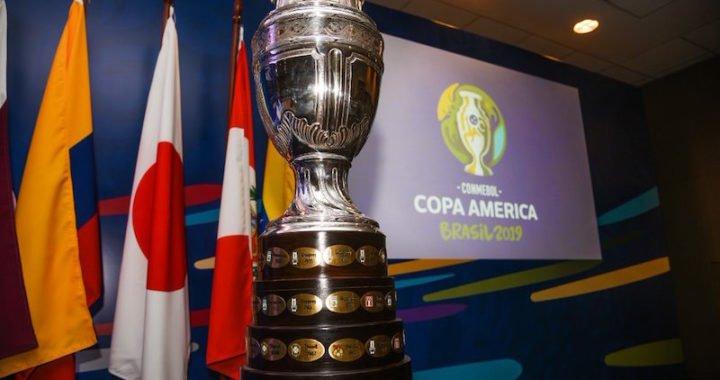 Venezuela jugará ante Brasil, Bolivia y Perú en la Copa América 2019
