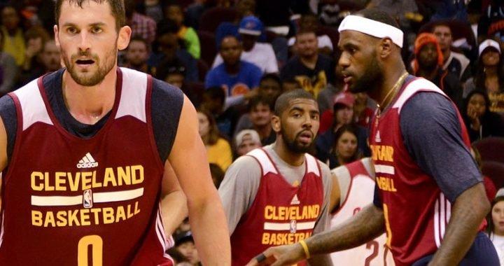 Pros y contras de jugar con LeBron James según Kyrie Irving