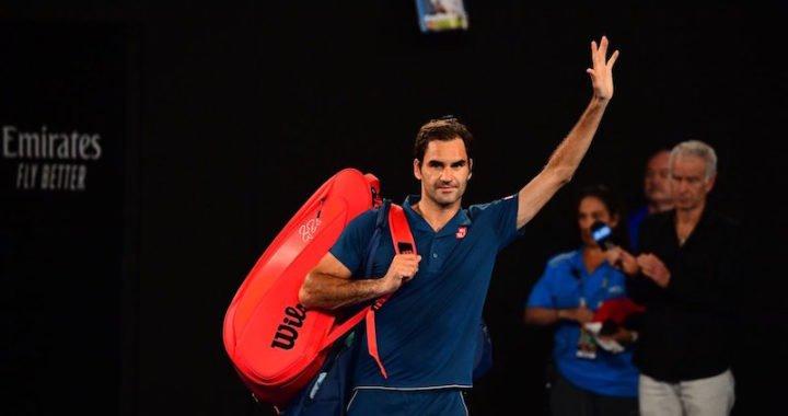 Sorpresa en el Abierto de Australia: Federer cayó eliminado a manos de Tsitsipas