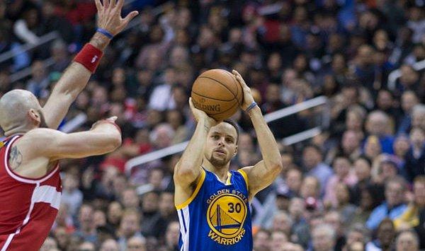 Stephen Curry y su hemano participarán en el concurso de triples