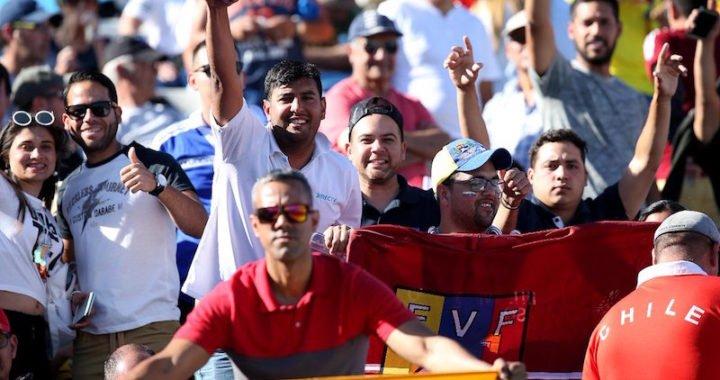 Golazo de Samuel Sosa le dio la victoria a la Vinotinto en el inicio del Sudamericano sub-20
