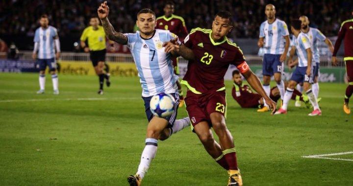 Venezuela y Argentina se medirán en un amistoso en el Wanda Metropolitano