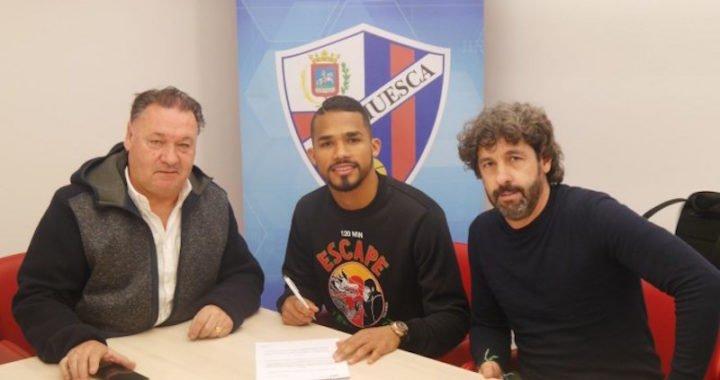 Yangel Herrera da el salto a Europa y llega cedido al Huesca en la Liga española
