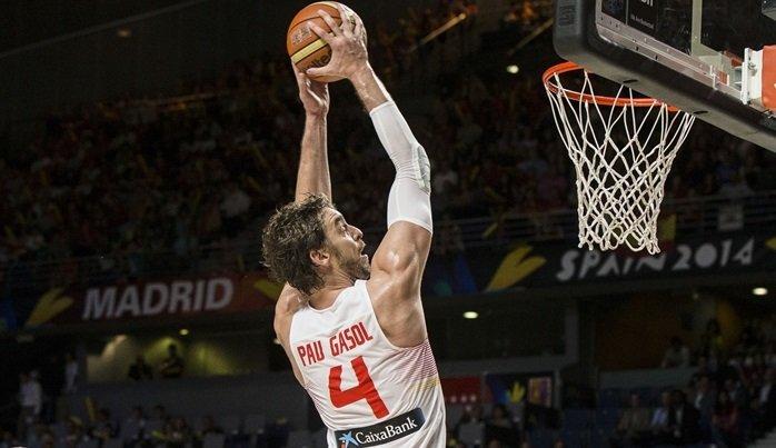 Pau Gasol tiene toda la intención de jugar el Mundial FIBA de China 2019 (FIBA)