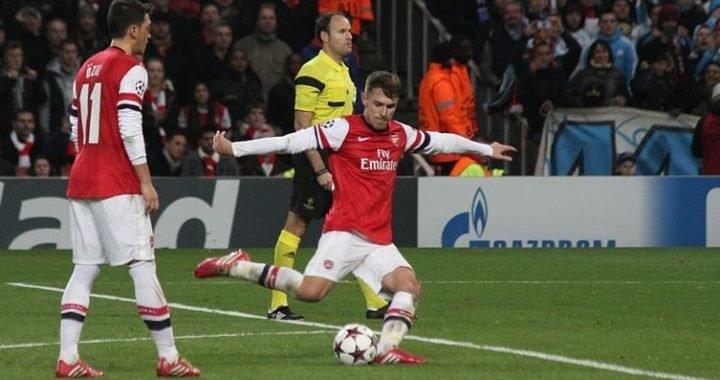 Juventus convertirá a Ramsey en el futbolista británico mejor pagado de la historia