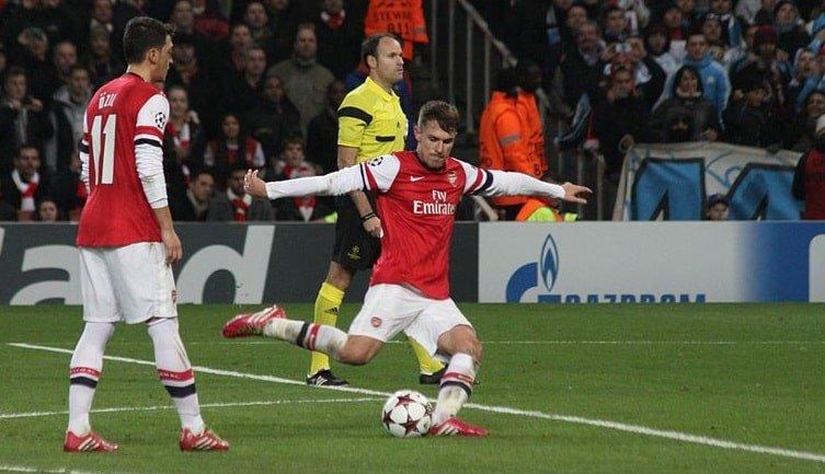Ramsey se convertirá en refuerzo de la Juventus en verano (Wikipedia)
