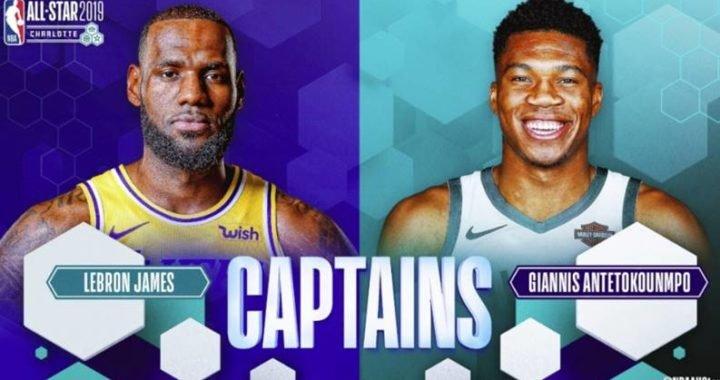 Team LeBron y Team Giannis: Descubre los equipos del Juego de Estrellas