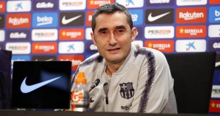 Ernesto Valverde renovó por una temporada con el FC Barcelona