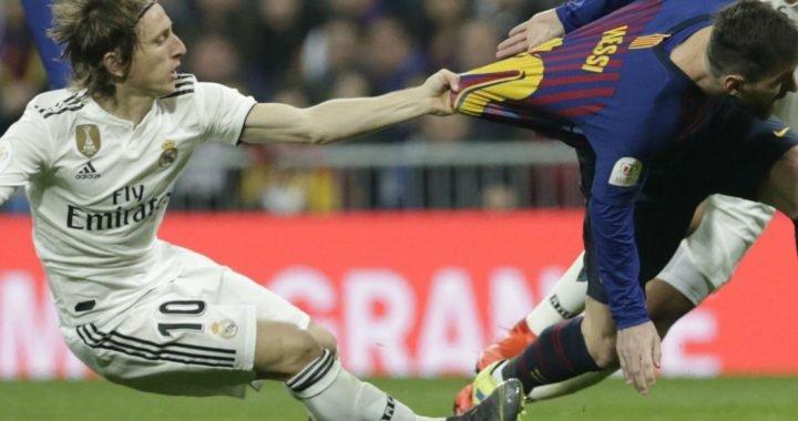 Los mejores memes que dejó la goleada del Barcelona al Real Madrid