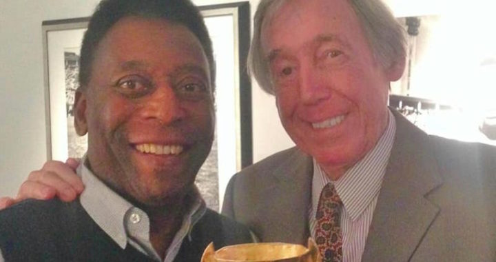 Falleció Gordon Banks, protagonista de la mejor parada en la historia de los Mundiales ante Pelé
